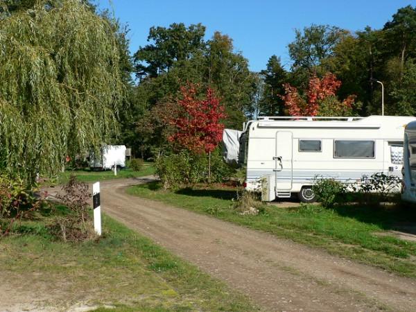 Camping zum Jahreswechsel 2020/21